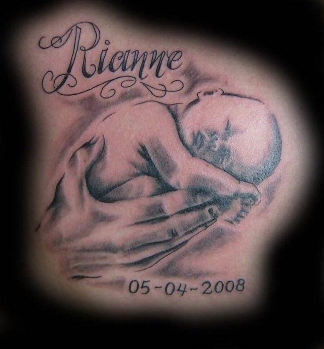 Baby tattoos 41