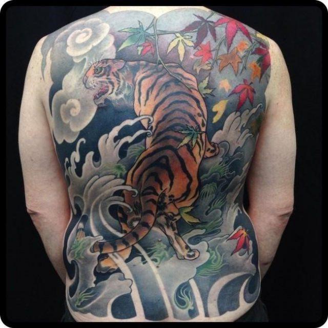 Back tattoo 9 650×650