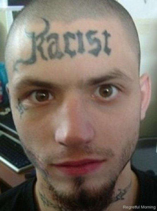 Bad awful tattoos 10