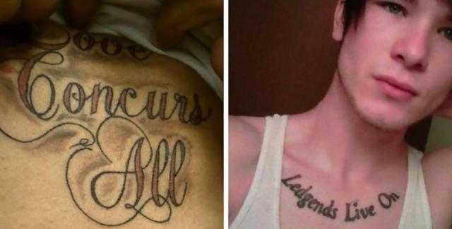 Bad tattoos ff