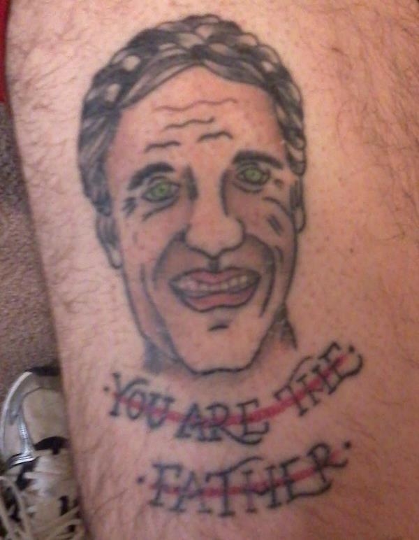 Bad tattoos maury