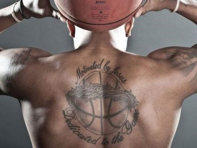 Basketball tattoo 10 650×488