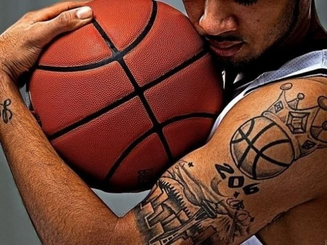 Basketball tattoo 31 650×488