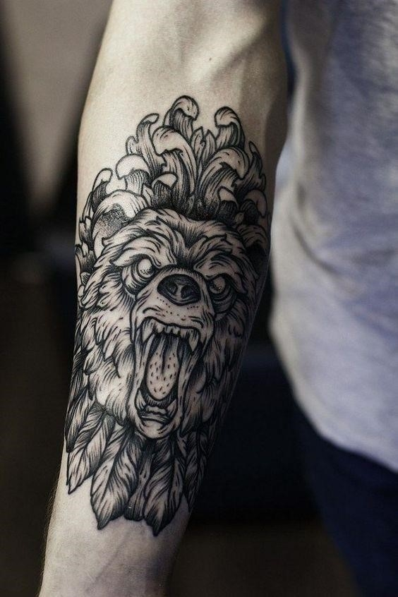 Bear tattoos 01