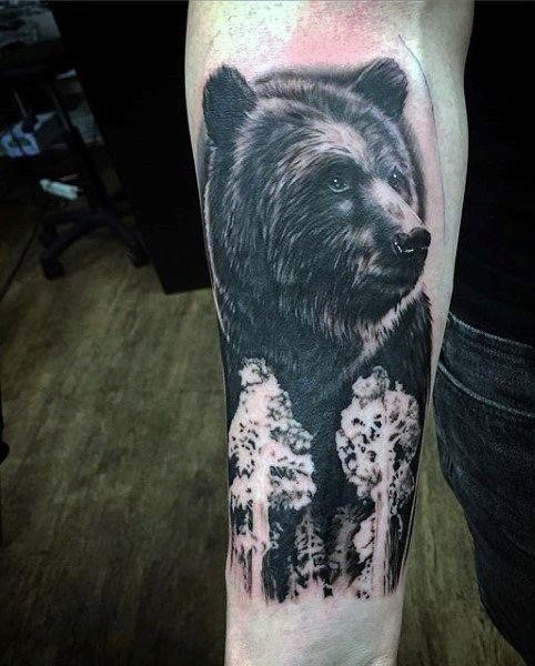 Bear tattoos 08