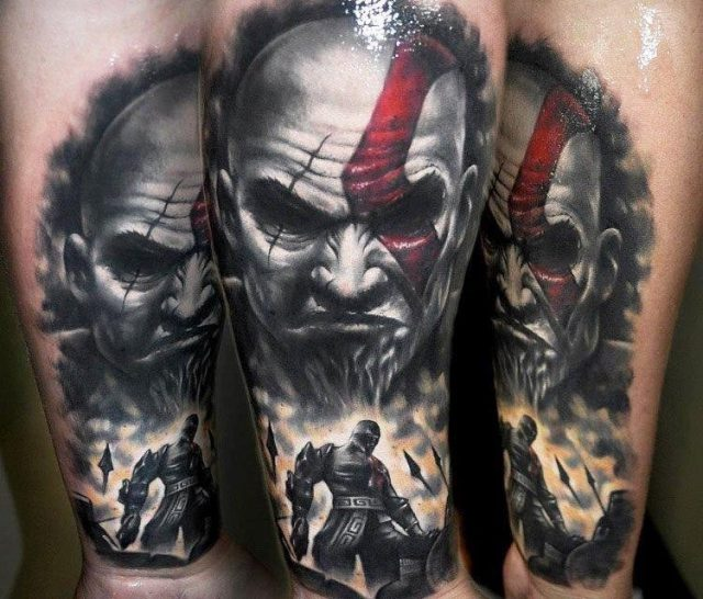 Benjamin laukis warrior tattoo 12032015000057
