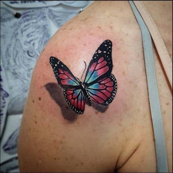 Best 3d tattoos designs ideas men women 36