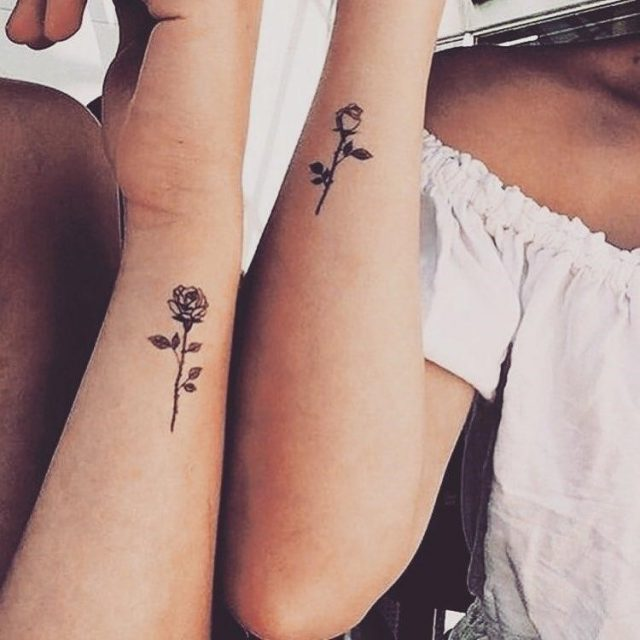 Best friend tattoo 14