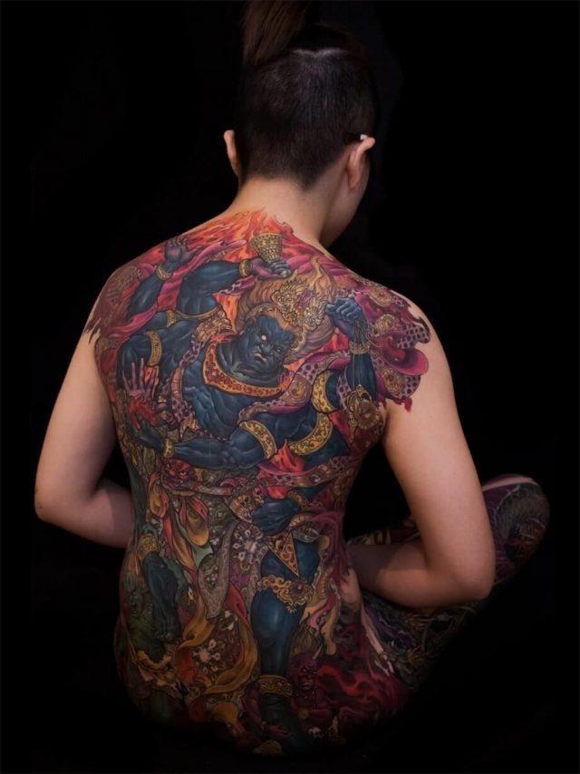 Best tattoo artists toronto