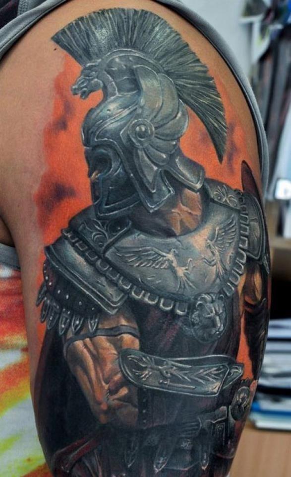 Best warrior tattoo iv ever po 993