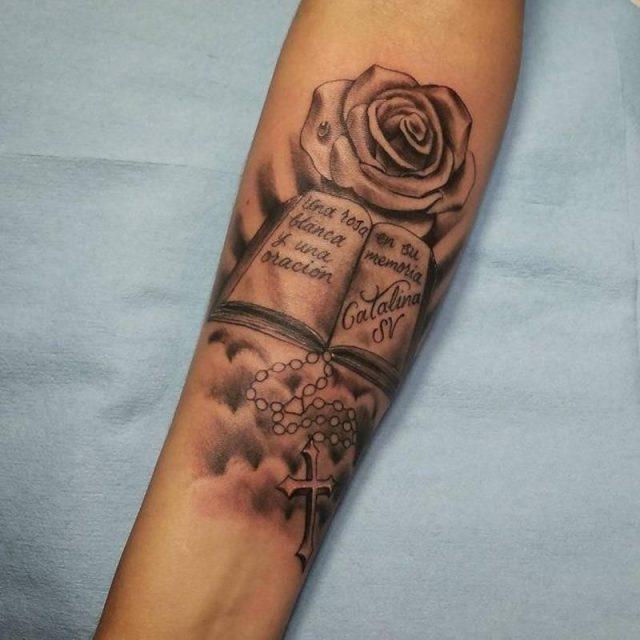 Bible verse tattoos 38