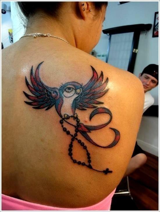 Bird tattoo designs 15