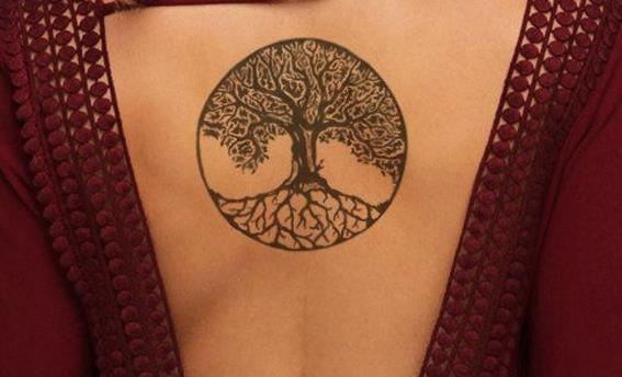 Celtic symbols tattoos medium
