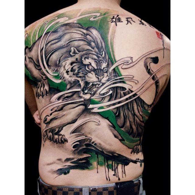 chinese tattoo art  31