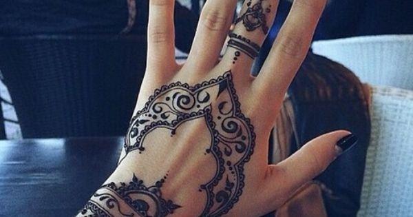 Classic hand tattoos