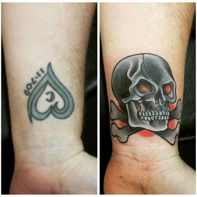 Cover ups tattoo 22