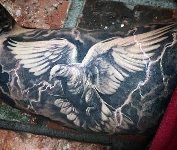 Creative bicep tattoo ideas for men
