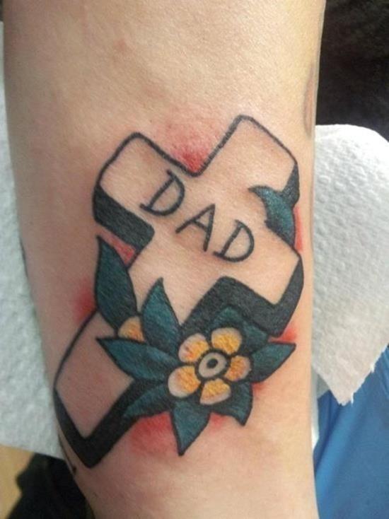 Daddys tattoo 23