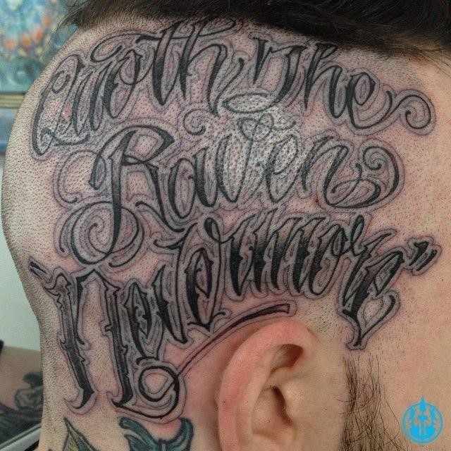 Daf787747602ad2915270715d4ad0c45  tattoo script lettering tattoo