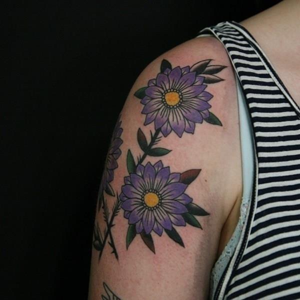 Daisy tattoos 16091634