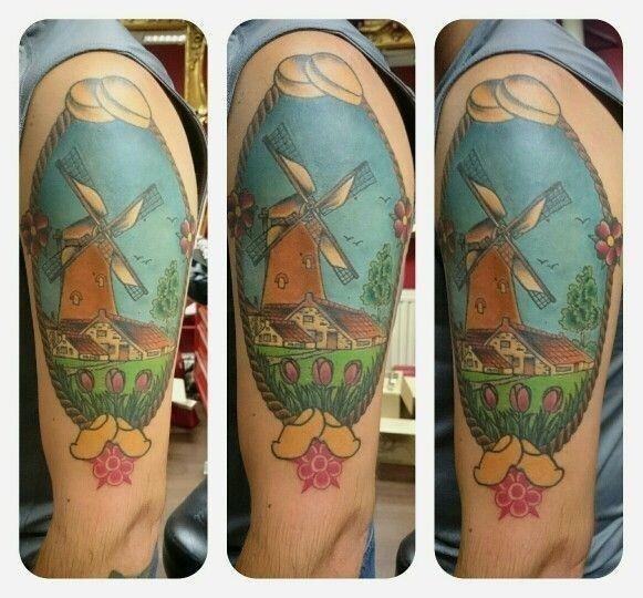 Dutch tattoo