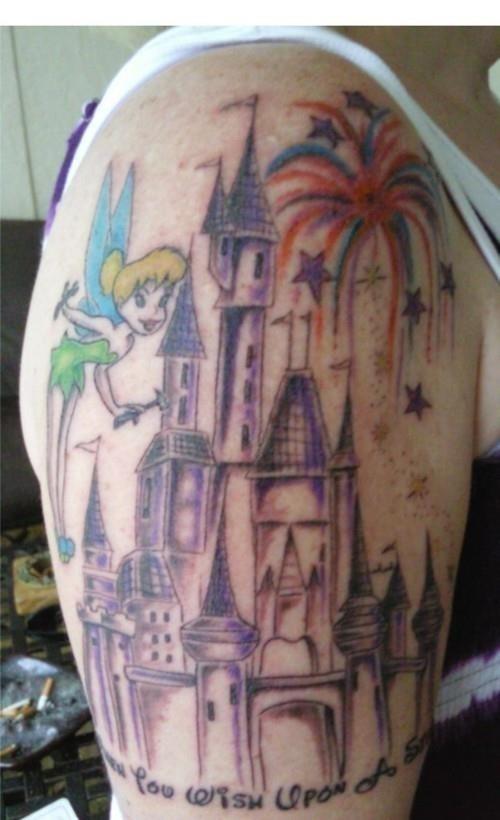 Disney tattoo 2