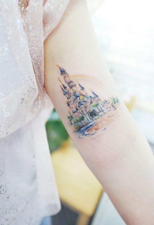 Disney tattoo designs small simple pictures 700×1024