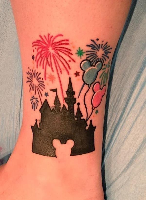 Disney tattoo ideas 19