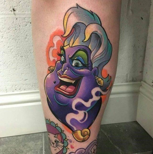 Disney tattoo38 650×651