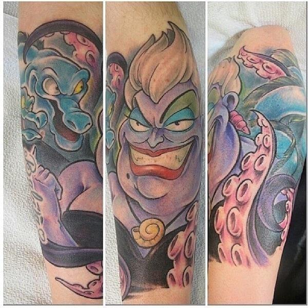 Disney tattoos photos 20