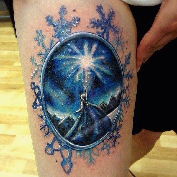 Disney tattoos photos 33