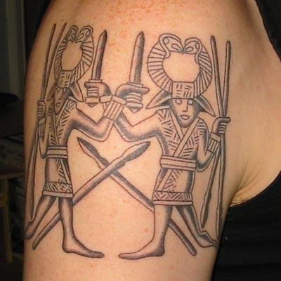 Dutch heritage tattoo ideas1
