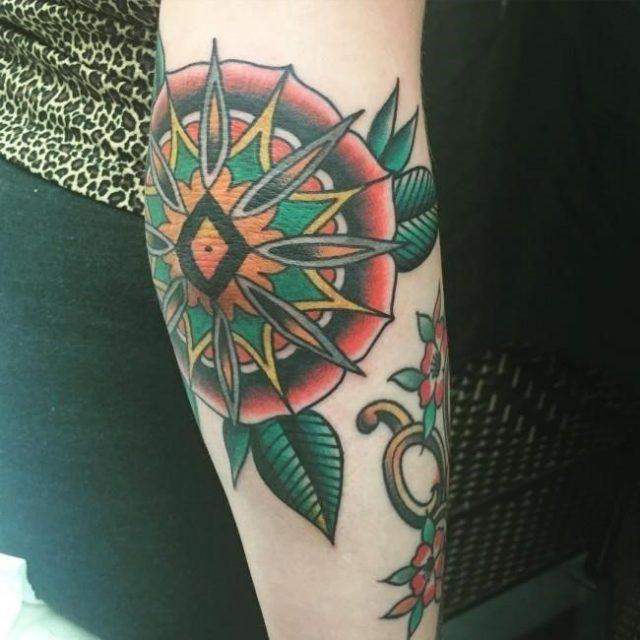 Elbow tattoo 17 650×650