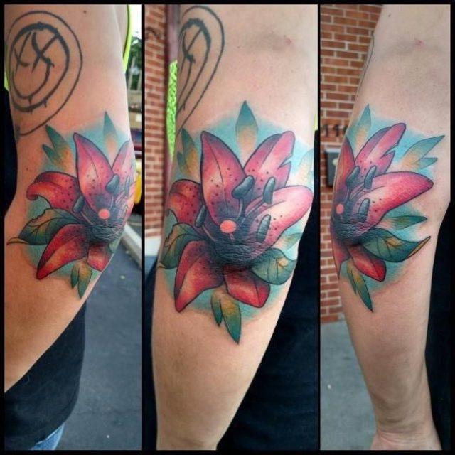 Elbow tattoo 8 650×650