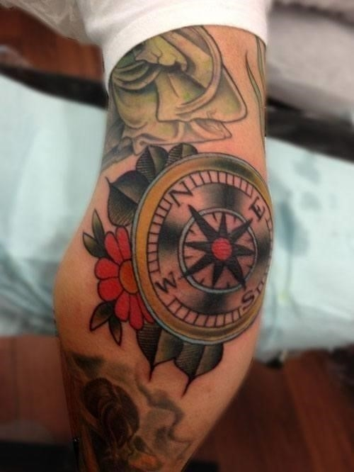 Elbow tattoos 05