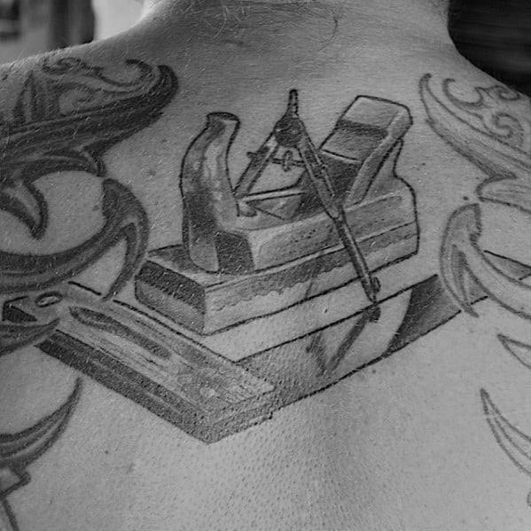 Excellent guys carpenter tattoos