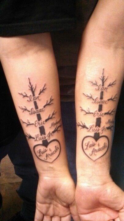 F527c155ea5024b5d86f7a340c4daea4  tattoo kids names kid name tattoos