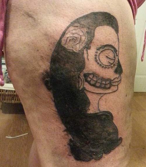 Face worst tattoos
