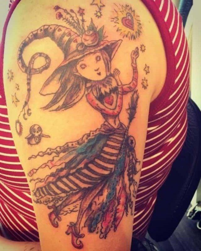 Fairy tattoo 9 1 650×812