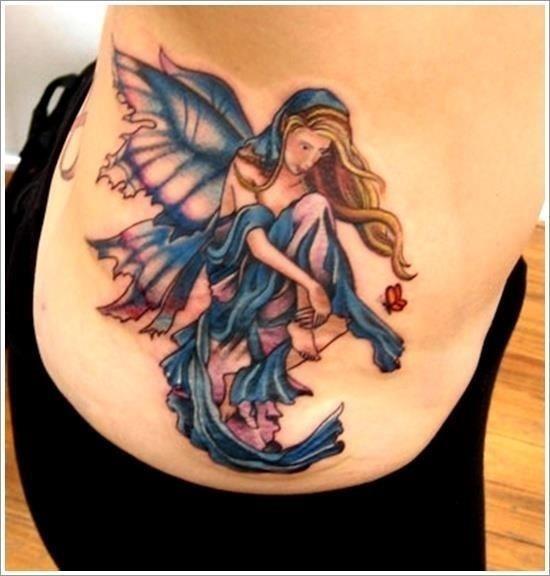 Fairy tattoo designs 18