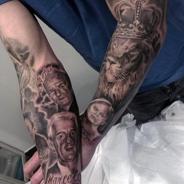 Family tattoos 42