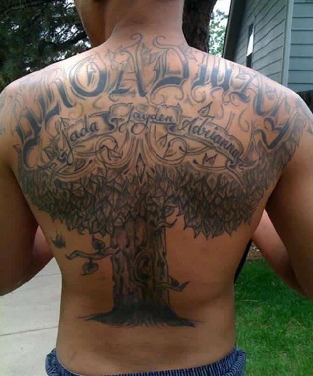 Family tree tattoos 41