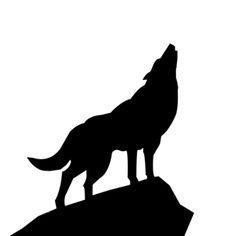 Fd4044b7467a554981248b73f1d91ae8  howling wolf tattoo wolf howling