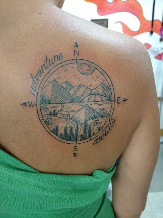 Fd5e295348891c8bce697bb2aeae4708  adventure awaits adventure tattoo