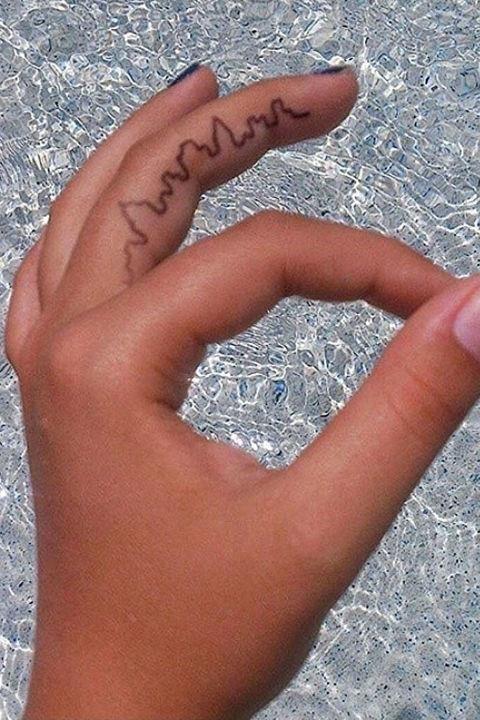 Finger tattoos 53