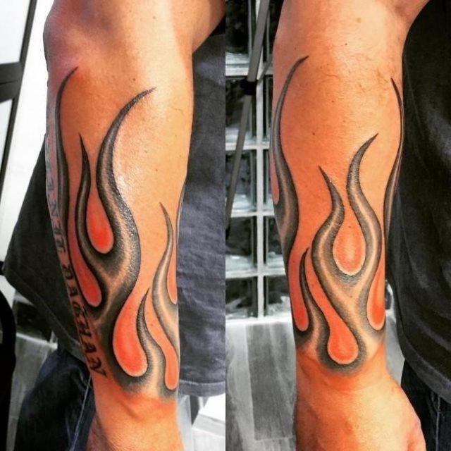 Flame tattoo 1 650×650