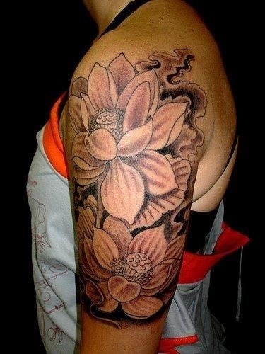 Free lotus flower tattoos designs pictures and ideas n a tattoodonkey