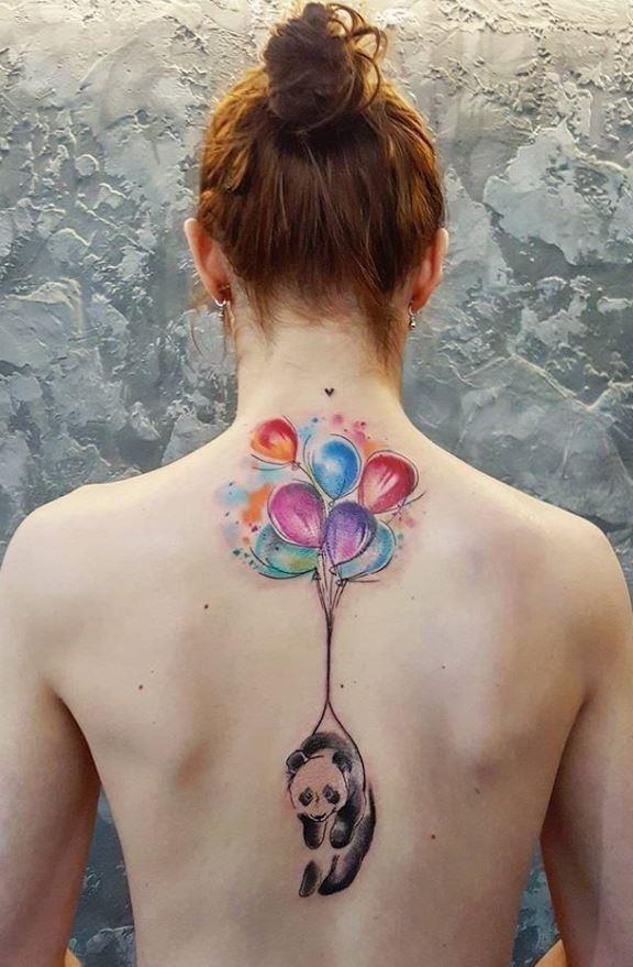 Freedom panda tattoo 1542056787gk84n