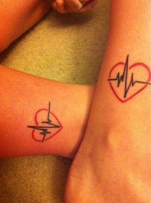 Friend tattoos tattoos for nurses inked magazine