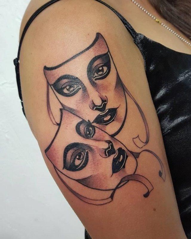 Gemini tattoos 44
